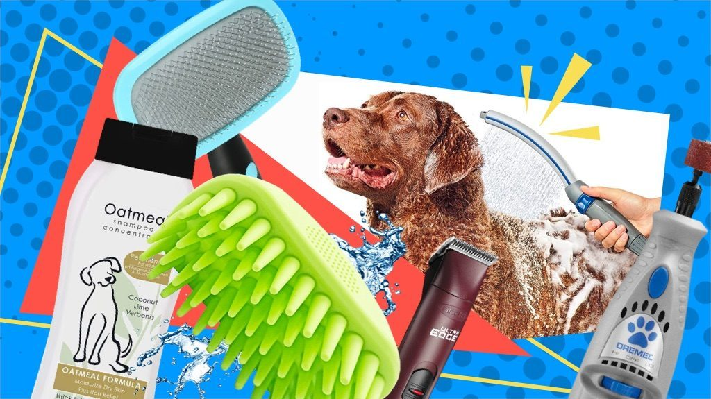 Dog Bathing and Grooming Products